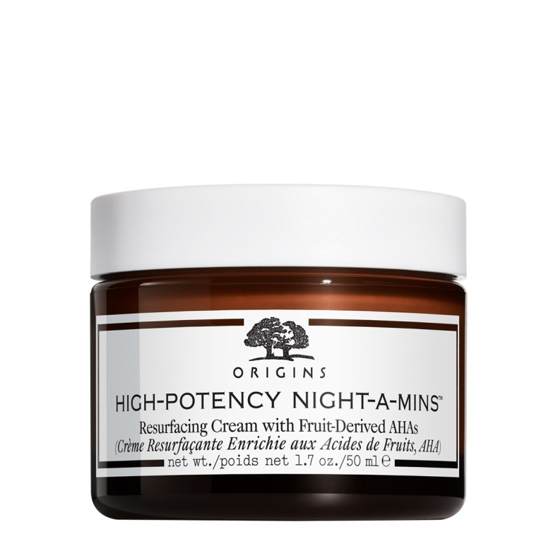 Origins High Potency Night-a-Mins Resurfacing Cream with Fruit-Derived AHAs, £30